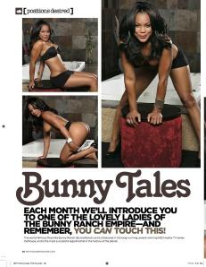 0614PH Bunny Tales Malika Elizabeth