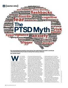 PTSD Myth