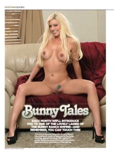 Bunny Tales 0315 Caressa Kisses